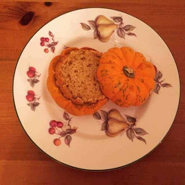 Munchkin Squash Pumpkin Spice Cakes (Dairy-Free)