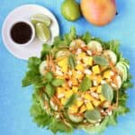 Vegan Thai Mango Salad (GF)