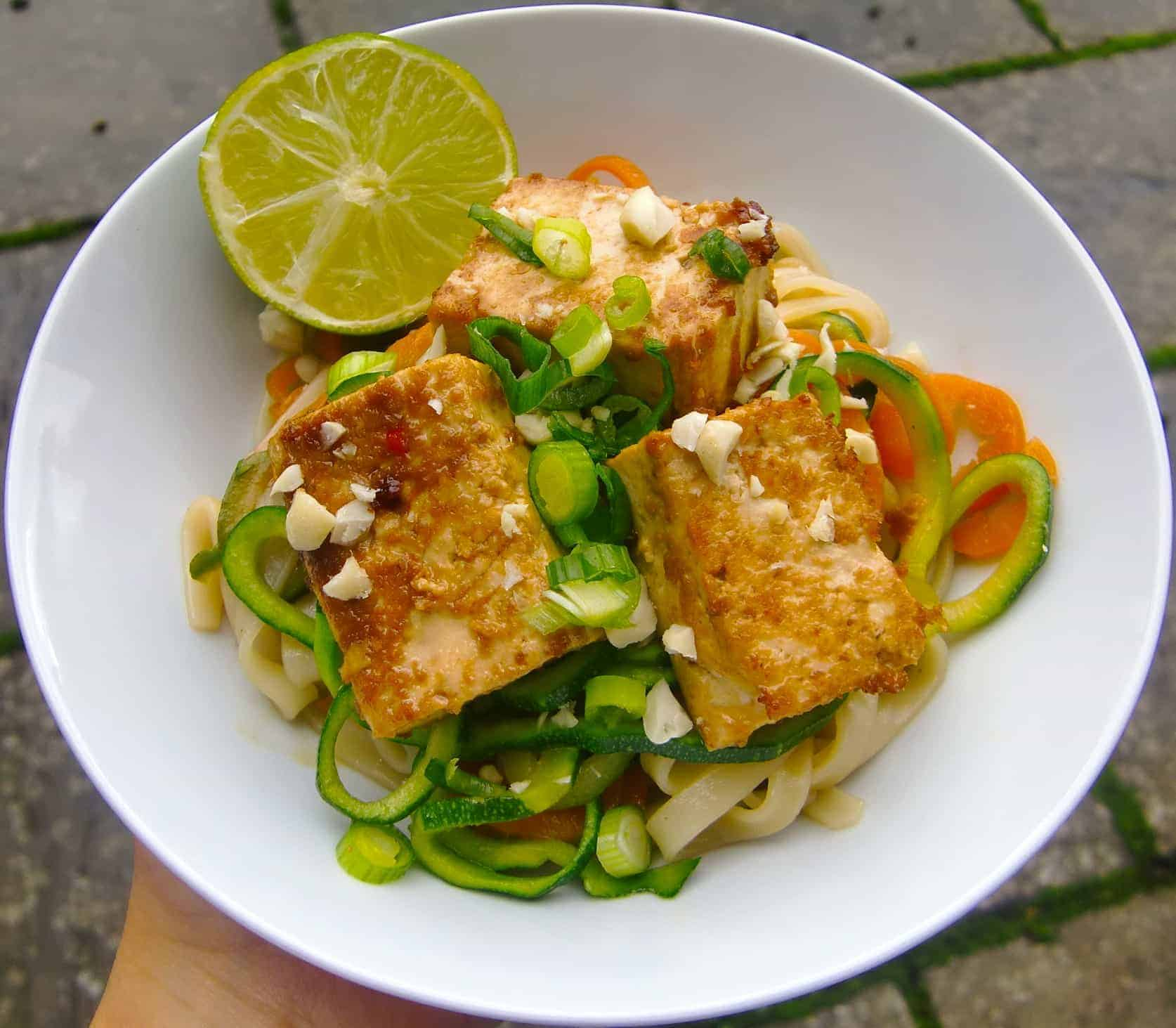 Vegan Pad Thai (GF)
