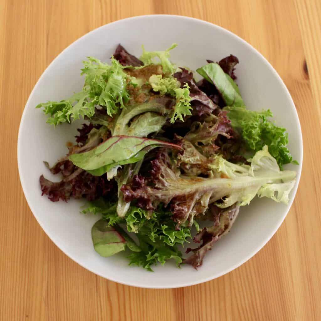 Wagamama-Inspired Salad Dressing (Vegan + GF)