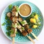 Vegan Tofu Satay (GF)