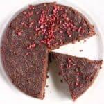 Gluten-Free Vegan Chocolate Torte