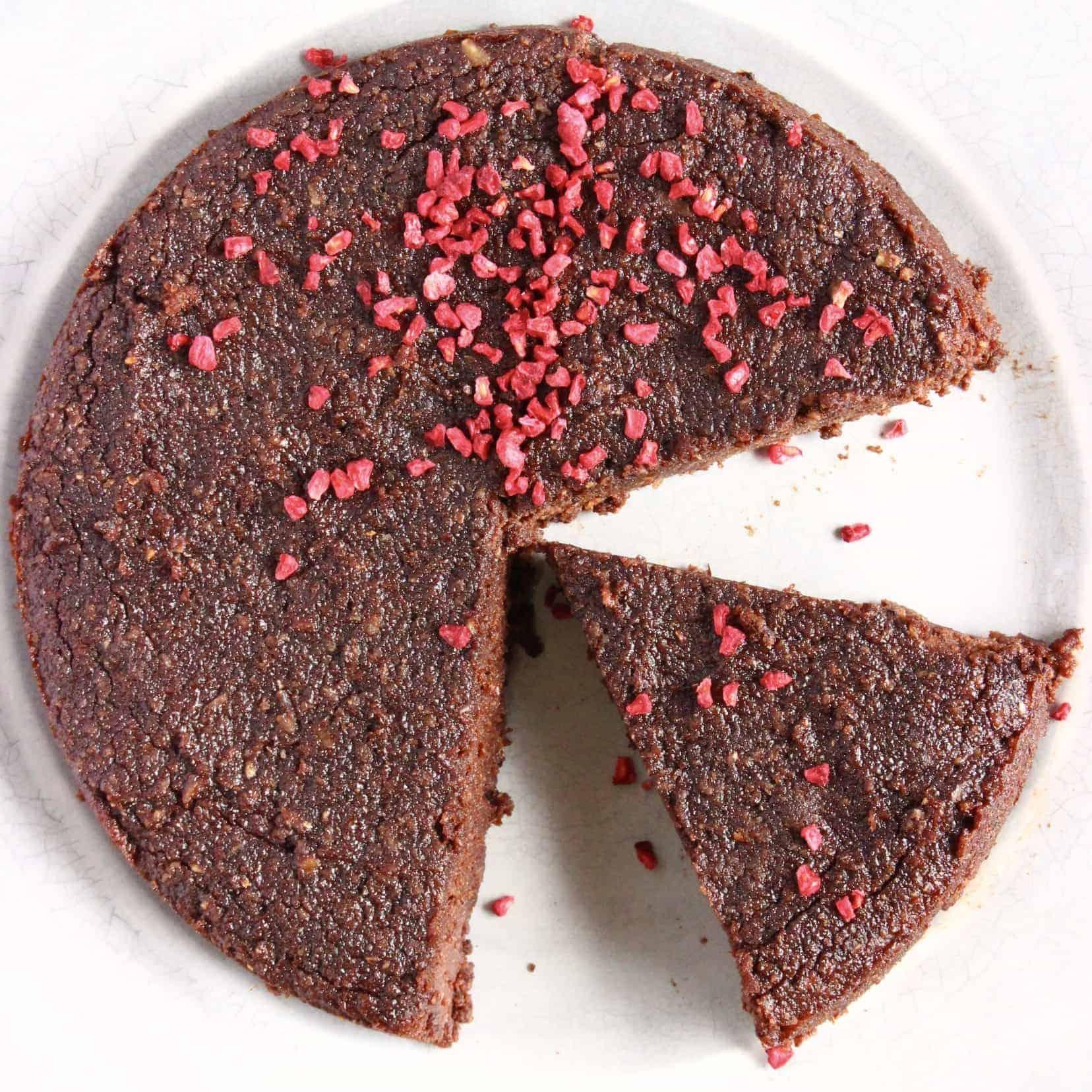 Gluten-Free Vegan Gâteau au Chocolat