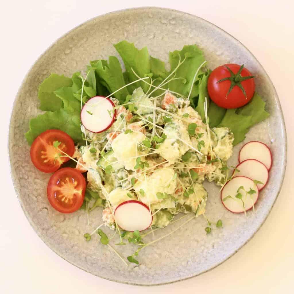 Vegan Potato Salad (GF)
