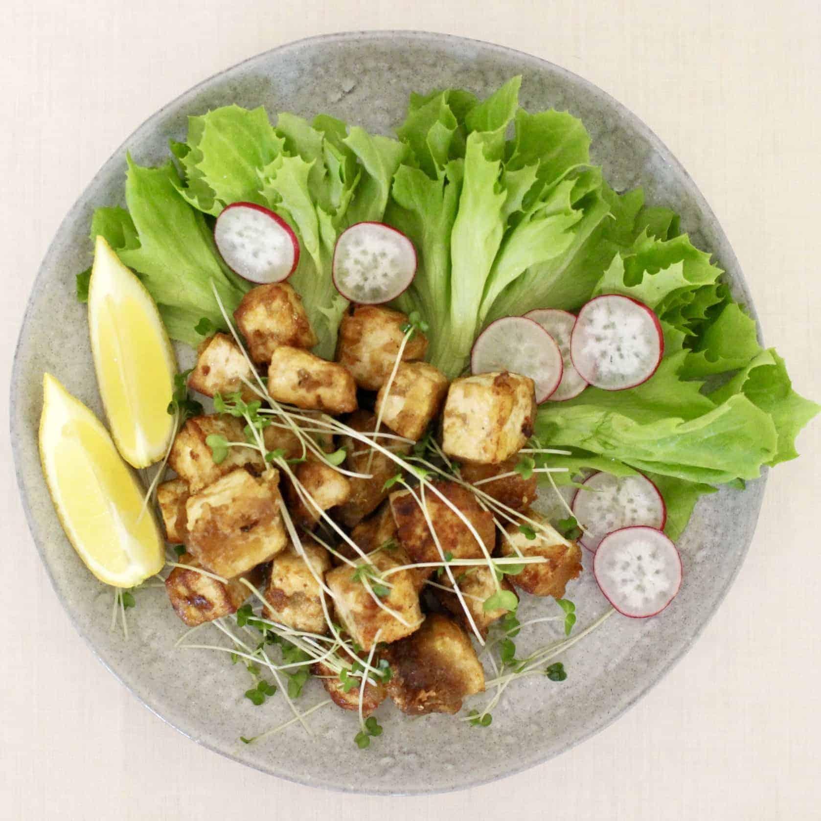 Vegan Fried Chicken (Gluten-Free)