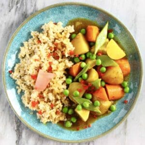 Gluten-Free Vegan Japanese Curry