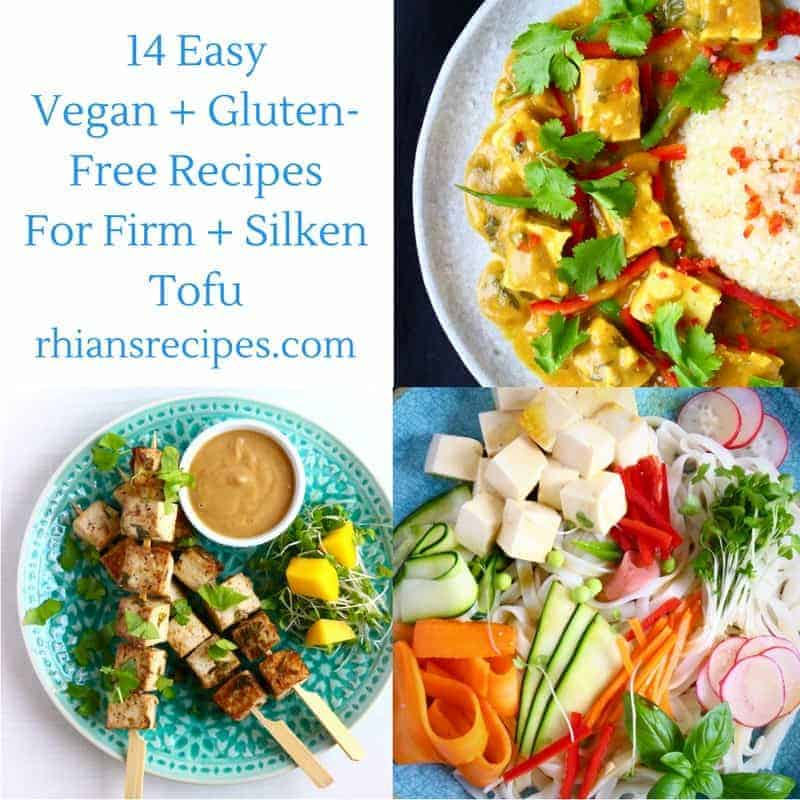 14 Easy Vegan Gluten-Free Tofu Recipes