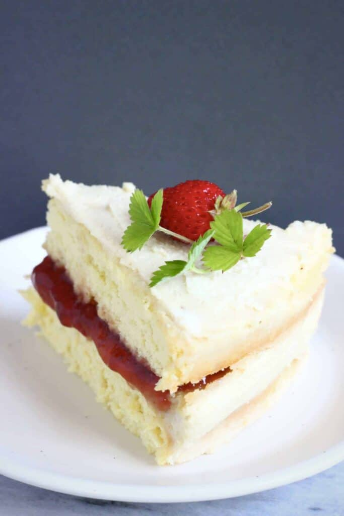 Gluten-Free Vegan Wedding Cake