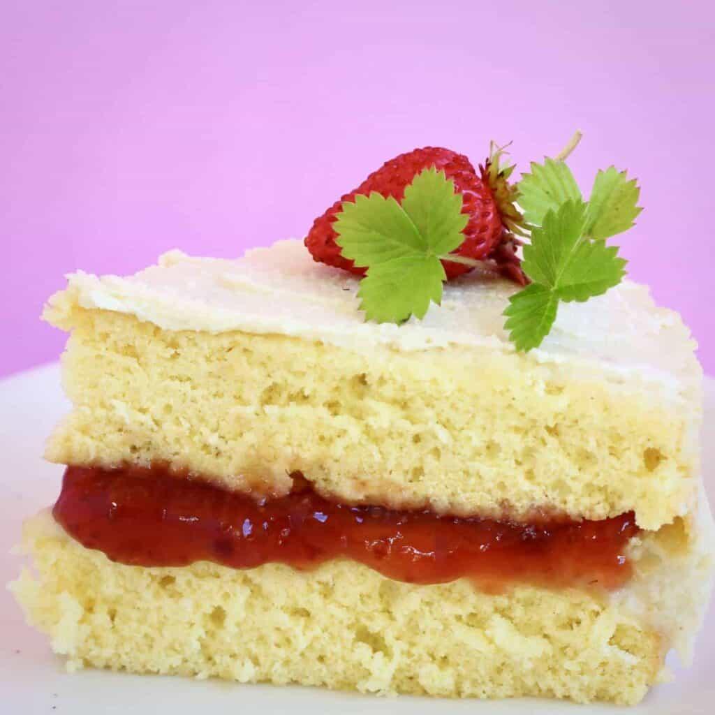 Vegan Wedding Food: Gluten-Free Vegan Wedding Cake