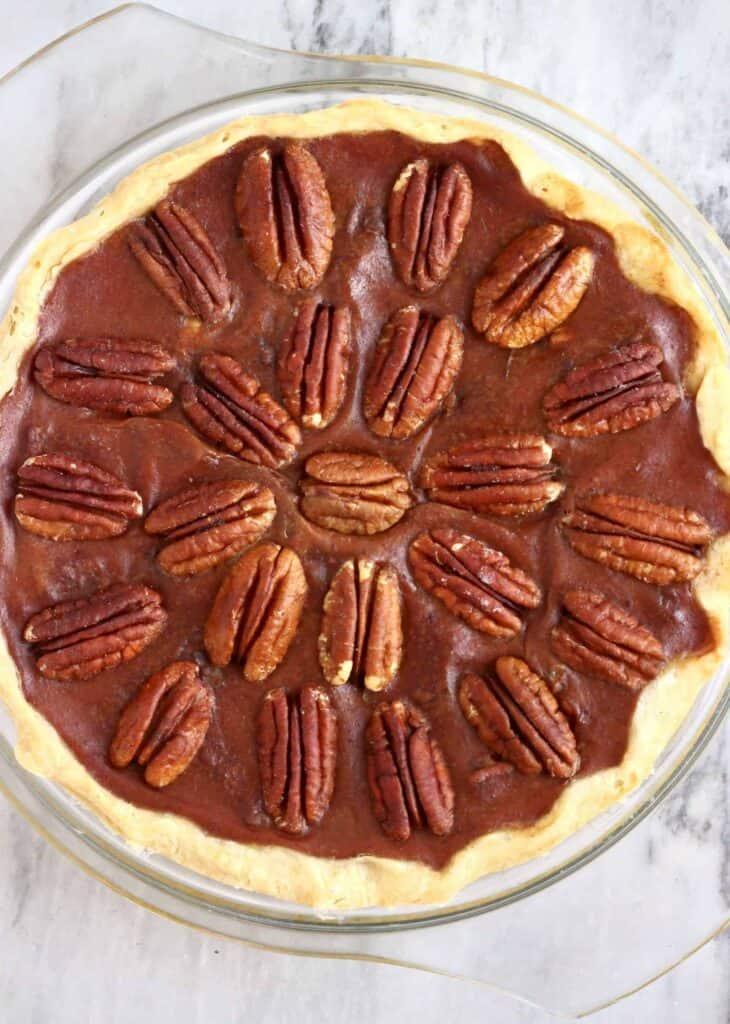 Gluten-Free Vegan Pecan Pie