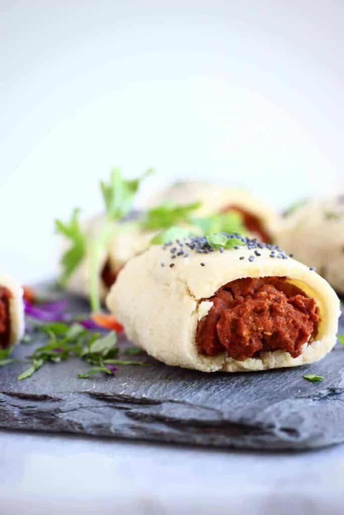 Gluten-Free Vegan Sausage Rolls