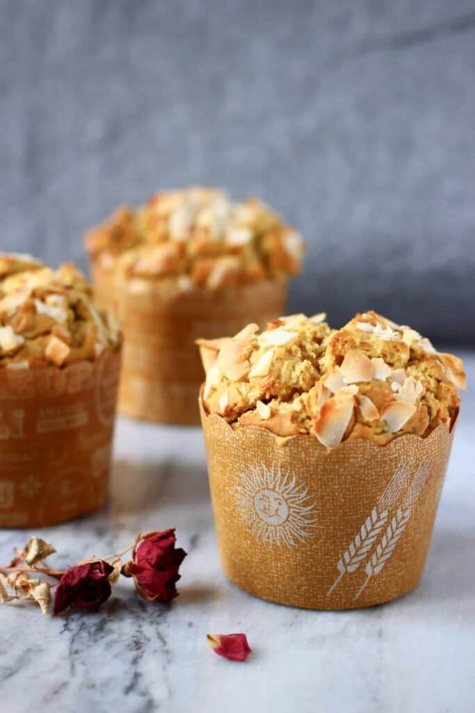 Gluten Free Vegan Carrot Muffins Rhian S Recipes