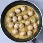 Vegan Swedish Meatballs (GF)