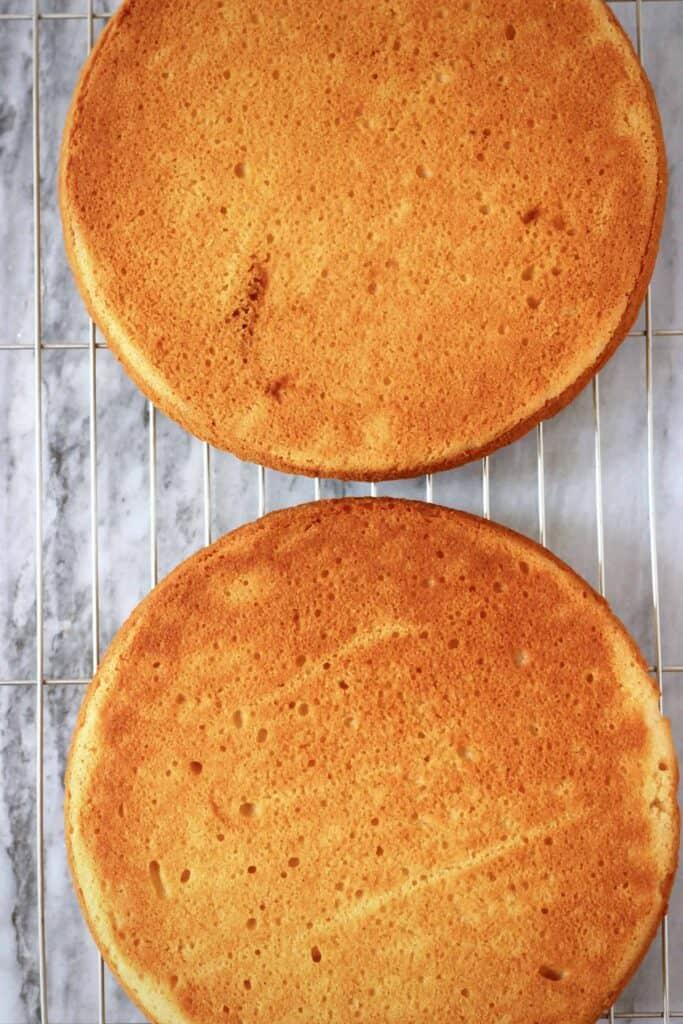 Gluten-Free Vegan Orange Cake