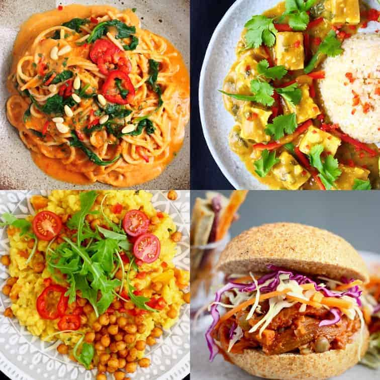 35 Vegan Gluten-Free Dinner Recipes