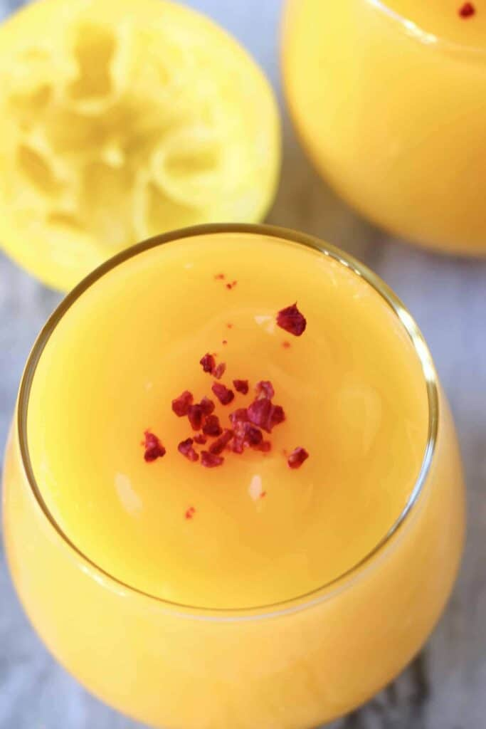Vegan Lemon Curd (GF)