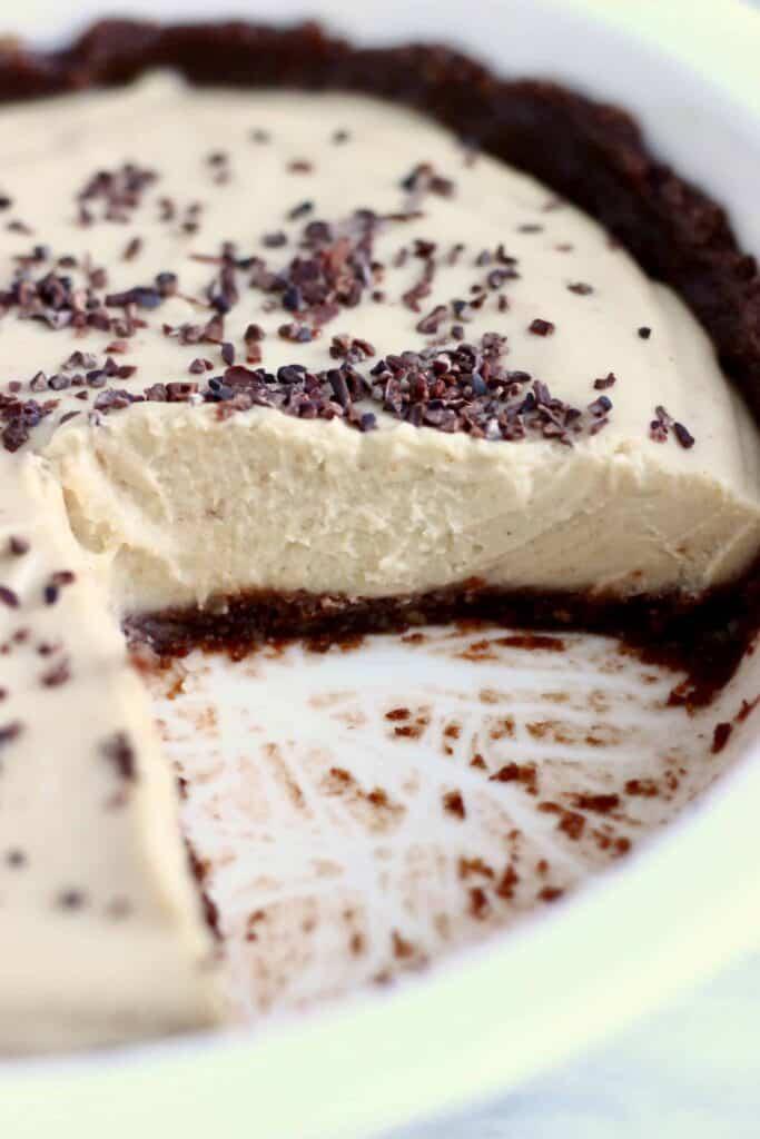 Vegan Peanut Butter Pie Gluten Free Rhian S Recipes