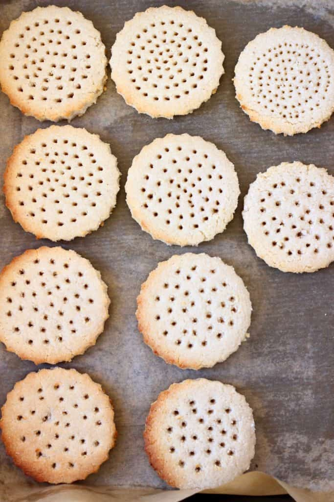 Gluten Free Vegan Shortbread Cookies Rhian S Recipes