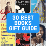 Collage of six book covers for Book Gifts
