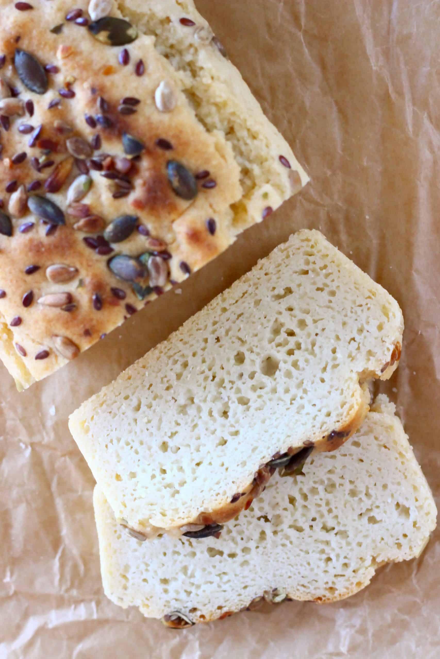30 Gluten-Free Vegan Bread Recipes | Rhian's Recipes